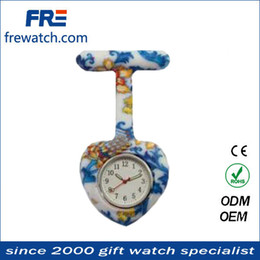 Wholesale Made in china nurse watches hot sell custom silicone nurse watch pocket watch doctor watch clock fob medical watch