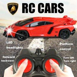 Wholesale Zorn toys rc cars Lamborghini radio control vehicles remote control car remote car Channel LED Headlight