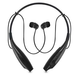 Wireless Bluetooth Sport Stereo Headset Headphone Neckband Style With MIC Strong Bass Clear Voice HV-800 For iPhone Android