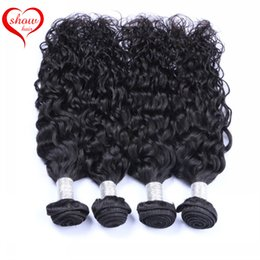 Brazilian Hair Bundles 12-28 inch Natural Wave Virgin Human Hair Extension Natural Color Malaysian Indian Peruvian Cambodian Hair Weaves