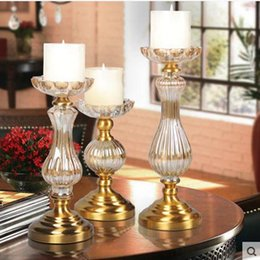 Wholesale Christmas candle holder Wedding Candle Holder creative home decorative arts and crafts