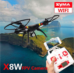 X8w WIFI Fpv Toys Camera rc helicopter drone quadcopter gopro professional drones with camera VS X8w Drone Original Box Factory Hot