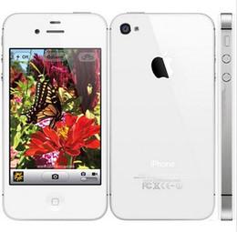 "Original Apple iPhone 4S 16GB 32GB 64GB 3G WIFI GPS 8MP 1080P 3.5""IPS 960x640px Touchscreen Unlocked Mobile Phone"