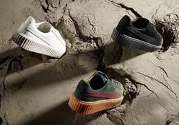 Wholesale 2016 Hot Sale Creepers men shoes women shoes Casual Shoes summer shoes cheap origina Fashion shoes outdoor shoes black white green