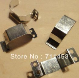 Wholesale 130 Metal Motor Seat Gearbox Base Fixed Bracket DIY Toy Technology Making Material Parts