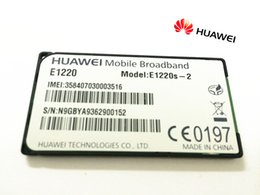 Wholesale E1220S HUAWEI DataCard Internal Antenna WIFI for G win8 tablet PAD UltraStick HSUPA HSDPA WCDMA New Original free shiping