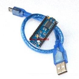 10set / lot original Nano 3.0 ATmega328 version mini FT232RL importés puces soutien win7 Win8 pour Arduino avec un câble USB à partir de le soutien à l'importation fournisseurs