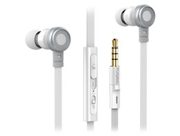Wholesale In Ear Earphone super bass clear voice earphone mm ear headphones iphone s xiaomi mobile computer mp3 amazing sound