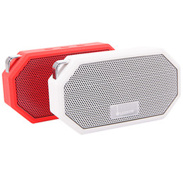 Wholesale USA Waterproof Shockproof Wireless Bluetooth Speaker Music Player Stereo with Mic CSR V4 for iPhone Samsung