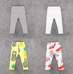 Wholesale Children Cheap Tights Leggings - Baby Spring & Autumn pants 2016 80cm-90cm-100cm-110cm cheap children tights children's casual pants free shipping 4pcs A40