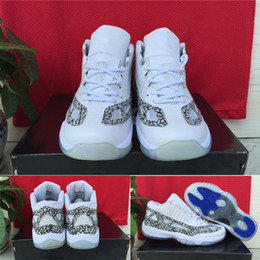 (With SHOES Box)Free Shipping Retro 11 XI IE Cobalt Zen PRE Order GS Hot Sale Men and Women Hot Sale Shoes