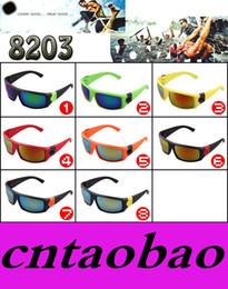 Wholesale Promotion factory Price Coolest Elmore Driver Coating Polarized Sunglasses Glasses VZ Men s Sport Surf gafas oculos de sol