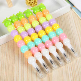 20pcs Coated Haws Gel Pens BallPoint Pen Children toys Pen Promotional Pens Stationery Promotional Pens For Writing Papelaria