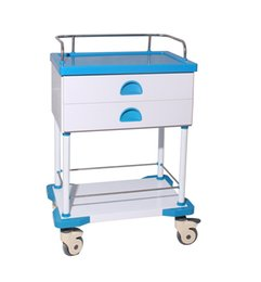 Wholesale Manufacturer direct sales of luxury multi function ABS double drawer in the treatment of car hospital with oral delivery vehicle
