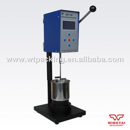 Wholesale 500ml Container capacity BGD Smart Stormer Viscometer For Printing Industry Automatic viscometer cup