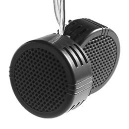 Wholesale 1 Pair Universal High Pitch Loudspeaker HF X W Super Power Dome Loud Speaker Tweeter Tone Loudspeakers for Car