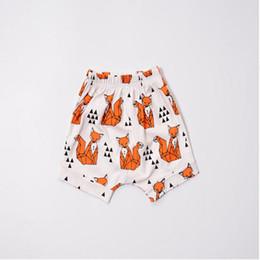 2016 new pattern Baby shorts ,knit cotton soft summer boys shorts ,animal printed kids shorts pants