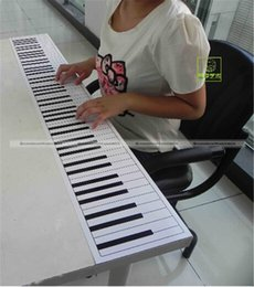 Wholesale Key Standard Paper Piano Keyboard For Beginner Piano Practicing JDS