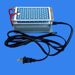 Wholesale V US Plug g Portable Ozone Generator For Home and Factory Air Deodorization and Sterilization
