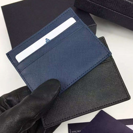 2016 High quality Luxury Famous Brand Genuine Leather Men's Short credit card holder wallets Men id card Purses business Suit Wallet 2MC223
