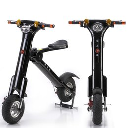 Wholesale Folding Electric motorcycle speed max speed km h china lithium battery large power W battery with patent