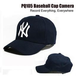 32GB Cap Hat Camera Baseball Cap Hat Candid Camera Video Camcorder With Remote Control Outdoor Mini DVR Video Recorder