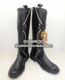 Wholesale Captain American The Avengers Thor Thor Odinson Cosplay Boots shoes new version JZ191 hand made Custom made
