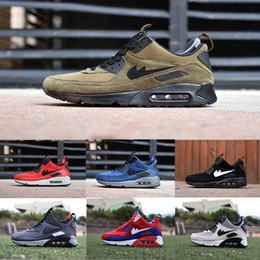 Wholesale 2016 Hot Sale Maxes SNEAKERBOOT Mens Womens Running Shoes for Airs Fashion Outdoor Sports Athletic Sneaker Boots Size