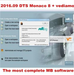 Wholesale 2016 mb star c4 Software DTS Monaco vediamo xentry DAS EPC Complete super engineers WITH GB HDD win7 WIN System