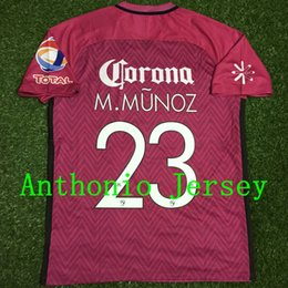 Descuento camisetas de fútbol de color rosa Camiseta de fútbol CLUB AMERICA PINK camisetas futbol camisa de futebol maillot de foot survetement fútbol kit uniforme football shirt