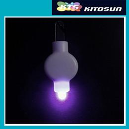 Luces individuales con pilas en venta-Colores de la decoración 11 del árbol de navidad disponibles 2CR2032 baterías que cuelgan la sola luz floral del mini LED para la linterna de papel 100pcs / lot liberan el envío