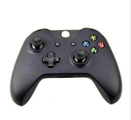 2017 xbox dual Controlador de Bluetooth para Xbox una palanca de mando sin hilos de la vibración de la vibración dual para Microsoft Xbox Uno envío libre xbox dual promoción