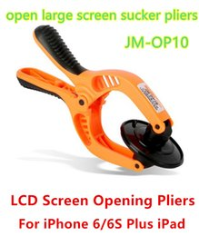 Wholesale Jakemy JM OP10 LCD Screen Suction Opening Plier Cellphone Repair Tool for iPhone S Plus Ipad Air Mobilephone Universal