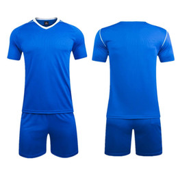New 17 18 Blank Soccer Card Light Shirt Jacket Adult Men Sports Casual Shirt Adult Short Sleeve