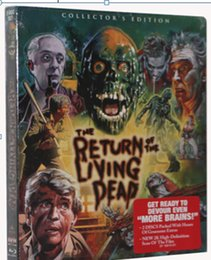 Wholesale The Return of The Living Dead Collector s Edition Blu ray Movie BD factory price with high quality by dhl from i power
