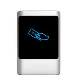 Скидка радиочастотная идентификация панель доступа 125KHZ EM RFID контроллер доступа 1000 пользователей металла машины панель водонепроницаемым касания доступа двери для системы контроля доступа