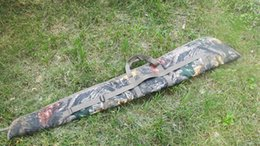 Wholesale High quality Camouflage quot Tactical Rifle Shot gun bag Case hunting bag