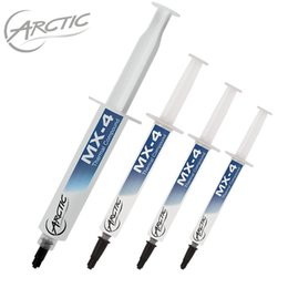 Wholesale Genuine Original ARCTIC MX g W MK thermal paste for Overclocking Cooling compound grease Conductive heatsink Plaster