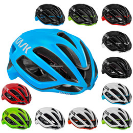 Wholesale advance book kask protone helmet Bike Helmet Casco Ciclismo Capacete Cascos para Bicicleta For men and women Size S M L biCycling Helmet