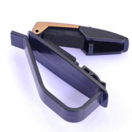 5Pcs DropShip Car Visor Glasses Sunglasses Ticket Clip Holder Special Wholesale sunglass camcorder holder for cell phone