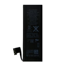 Wholesale Original For iphone S For iPhone C Built in Internal Li ion Replacement Battery With Flex Cable Best Quality