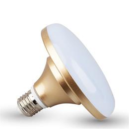 High Brightness LED UFO Flat Light 15W Energy Saving Lamp 12W 18W 24W 18W LED Bulb E27 LED Light for Homelighting