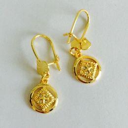 Stylish luxury gold-plated zircon married women jewelry set jewelry