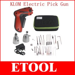 Wholesale New Rechargeable Cordless Electric Pick Gun Pick Lock Auto Locksmith Tool with Best Qualit