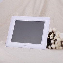 Wholesale Good gift to you quot HD TFT LCD Digital Photo Frame with Alarm Clock Slideshow MP3 Player TPT50326022