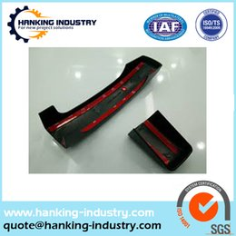 Wholesale custom ABS PP Nylon plastic injection handle ABS handle for furniture window handle furniture handles handles