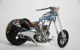 "Free shipping 22"" X 35"" inch Hot Sale chopper-bikes-motorcycles Movie The human body art silk Poster Custom ART PRINT"