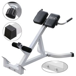Wholesale Fitness Crunch Gym Workout Abdominal Exerciser Home Machine Abs Bench Equipment