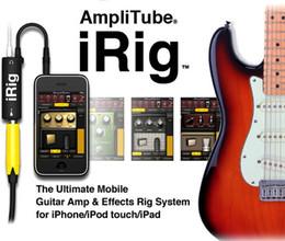 Wholesale iRIG IK Multimedia GUITAR midi Interface iRIG IK Multimedia HD GUITAR midi Interface for iPhone iPod iPad pro tools
