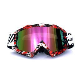 Wholesale Piece Adult Goggleles Anti UV ATV MX Motocross Motorcycle Dirt Bike Off Road Sunglasses Hot Sale